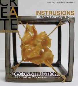 Publication design assignment, front cover art