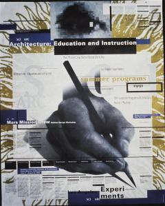 Greiman, postmodernmism poster.