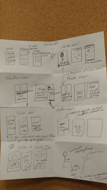 UX Design Fall 2017 Crazy Eights 1