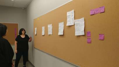 UX Design Fall 2017 Crazy Eights 2