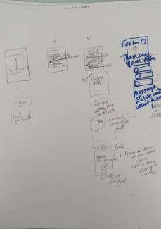 UX Design Fall 2017 Paper Prototype 5