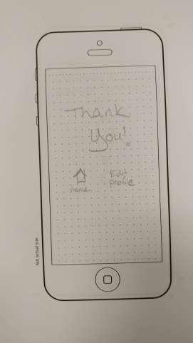 UX Design Fall 2017 Paper Prototype 9